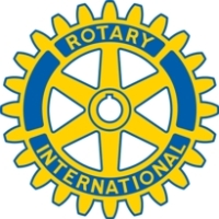 Anchor wheel image of Rotary International logo